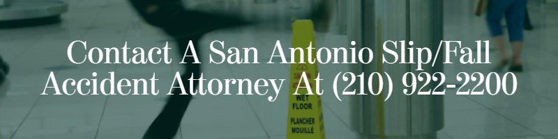 san antonio slip fall accident lawyer